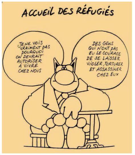 Le Chat par Philippe Geluck