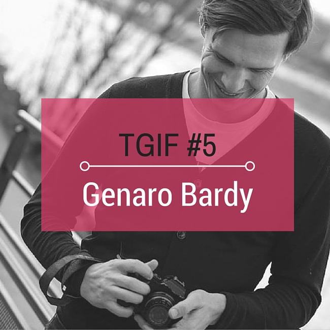 Genaro Bardy - photographe