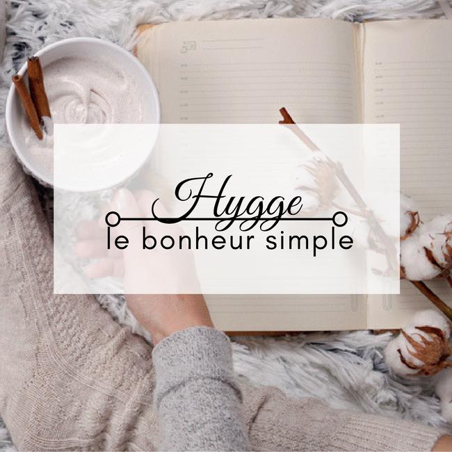 Hygge le bonheur simple